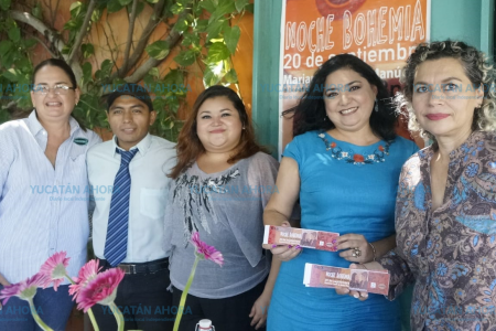 Invitan a noche bohemia a beneficio de niños con cáncer