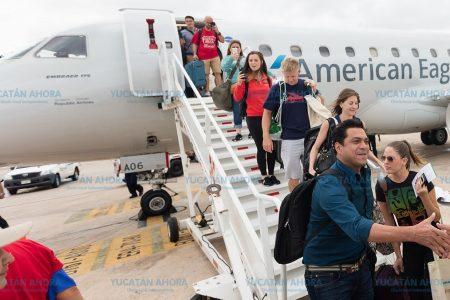 Yucatán con capacidad para seguir creciendo en conectividad aérea