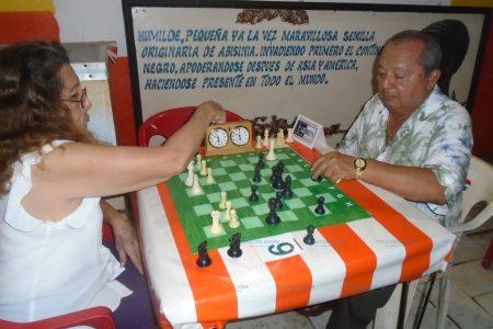 El Inapam promueve en grande el ajedrez