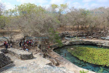 Vienen por descubrir las maravillas de Yucatán