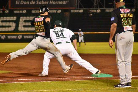 Pericos ganan 4-2 y aseguran la serie ante Leones de Yucatán