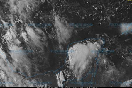 Vaguada y fuerte calentamiento diurno dejarán lluvias este martes