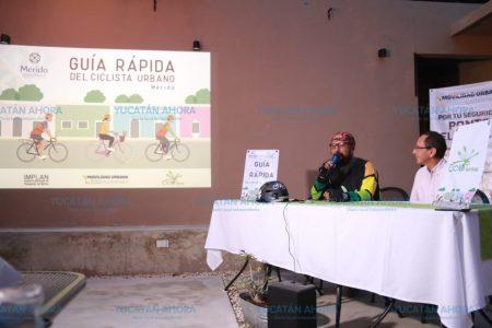 El Ayuntamiento de Mérida presenta 'La Guía del Ciclista Urbano'