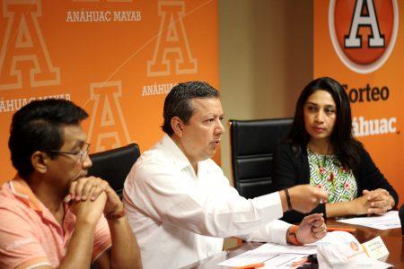 Presentan en Mérida el Sorteo Anáhuac 2018