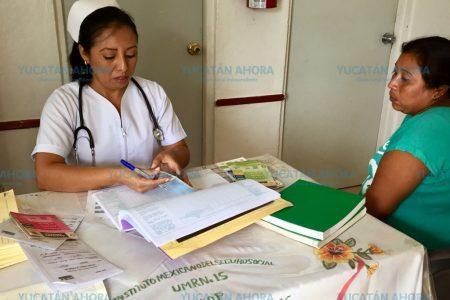 Casi 400 mil yucatecos se benefician con el programa IMSS Prospera