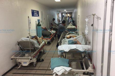 Pésimo servicio del Hospital del Issste, denuncia líder nacional del Sindicato de Segob