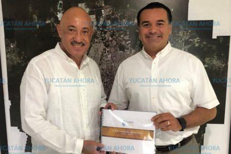 Primeros acuerdos para que las universidades sean factor de mejoras para Mérida
