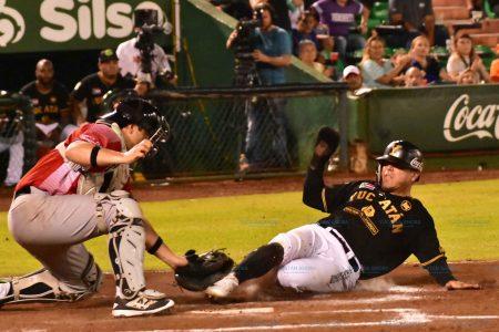 Leones ganan 5-3 y aseguran la serie ante Oaxaca