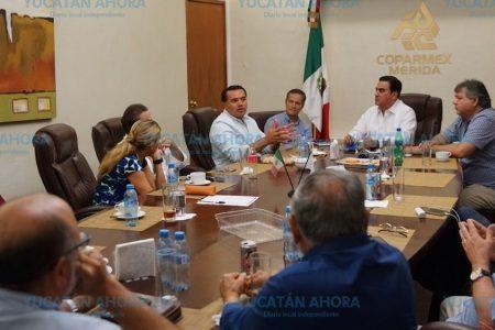 Acuerdan alianza para enfrentar los desafíos de Mérida