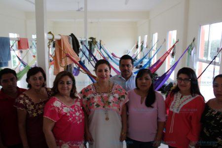 Inaugura Antorcha albergue 'Nachi Cocom' en Valladolid