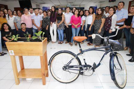 En marcha estrategia para reducir la huella de carbono en Mérida