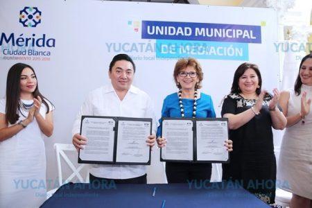 Mediación entre conflictos de vecinos, nueva estrategia por la paz en Mérida