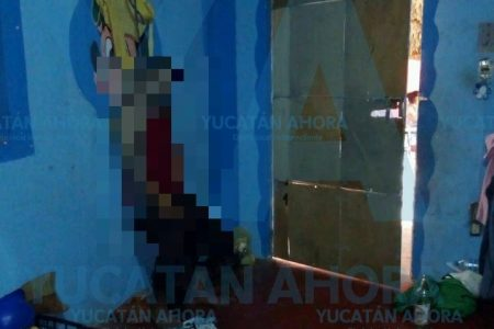 No soporta los pleitos de pareja y se ahorca en su casa de Hoctún