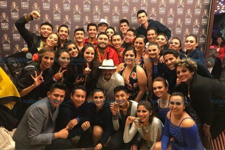 Bailarines yucatecos triunfan en festival de salsa cubana en la Ciudad de México