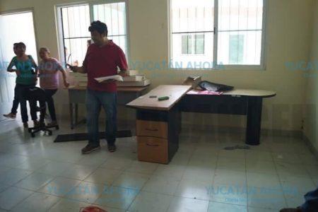Desmantelan centro de cómputo en Acanceh: autoridades dicen que les robaron