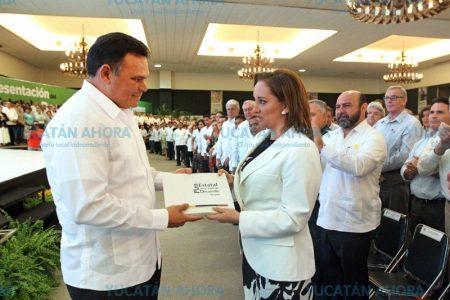 Zapata Bello asegura 'chamba' en el PRI nacional