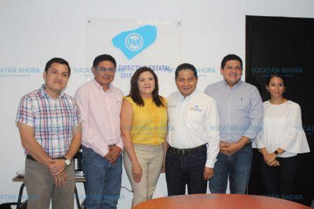 Rosa Adriana Díaz, coordinadora de los diputados del PAN en la próxima Legislatura