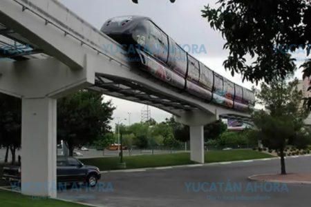 Empresarios extranjeros, dispuestos a invertir en un tren aerosuspendido