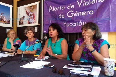 Harán en noviembre nueva solicitud sobre Alerta de Violencia de Género