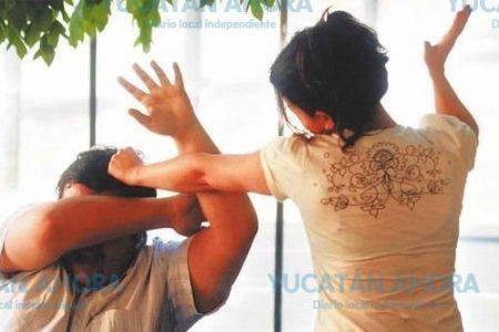 Al año se denuncian 11 mil casos de violencia familiar