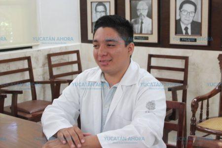 Universitario yucateco, con desempeño de excelencia en examen de egresados
