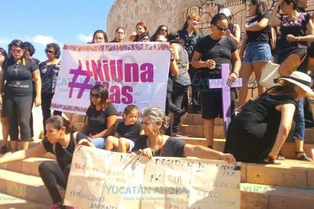 Dos cruces más en el sendero de la violencia contra las mujeres de Yucatán