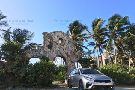Prueban en terreno de Yucatán el Kia Forte 2019