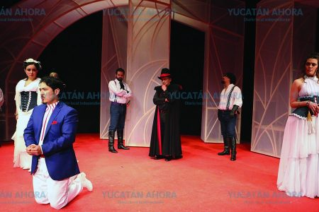 Llega a Yucatán inédito proyecto de teatro