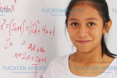 Digna heredera de los matemáticos mayas precolombinos