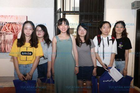 Dan la bienvenida a estudiantes de intercambio de la Uady