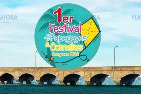 Preparan Primer Festival de Papagayos y Cometas en Yucatán