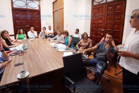 En la transición administrativa se habla sobre los retos de Mérida