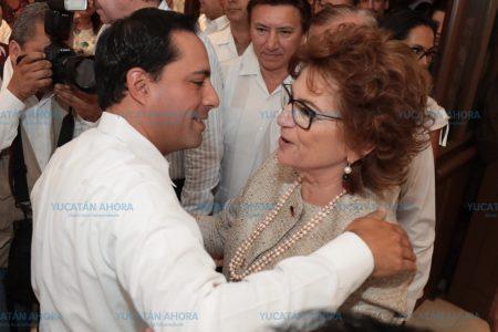 Mérida se mantiene como referente de buenos gobiernos: Mauricio Vila