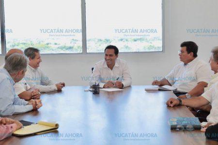 Mauricio Vila apuesta por un Yucatán más atractivo para la inversión