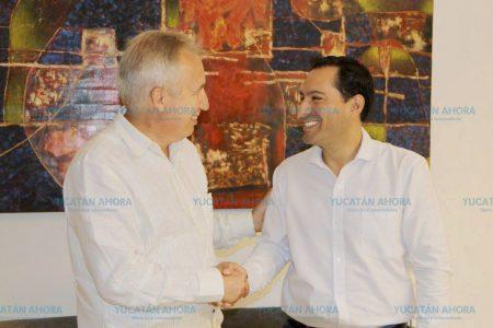 Yucatán y Alemania, juntos por las mejores prácticas