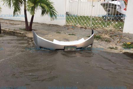 Extravío de placas, otro problema que 'cae' con las lluvias