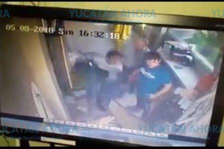 Advierten sobre video de falsa agresión que no corresponde a Yucatán