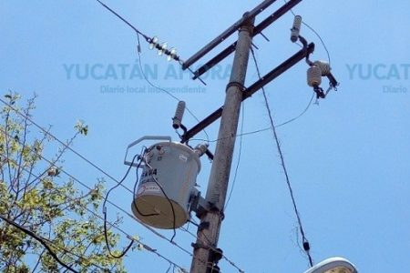 Empresa de clase mundial 'mata' de calor a vecinos de Chuburná