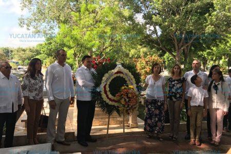 Memoria de Cervera Pacheco, vigente a 14 años de su fallecimiento