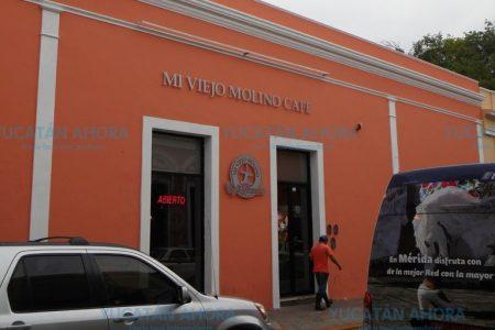 Conato de incendio en Mi Viejo Molina Santa Lucía
