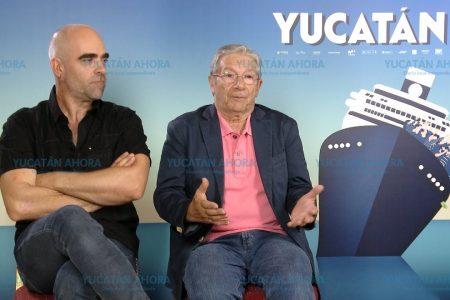 Preparan en España el estreno de la película de comedia 'Yucatán'