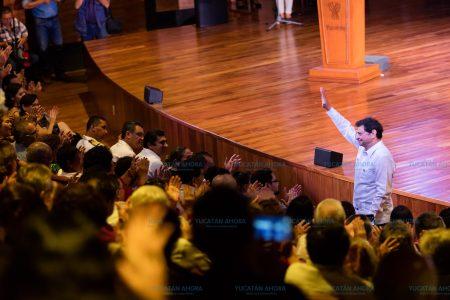 Raúl Vela pide que Yucatán se convierte en una sociedad de creadores