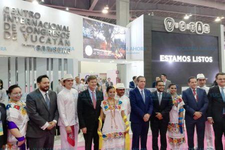 Yucatán, con miras de crecimiento en el turismo de reuniones