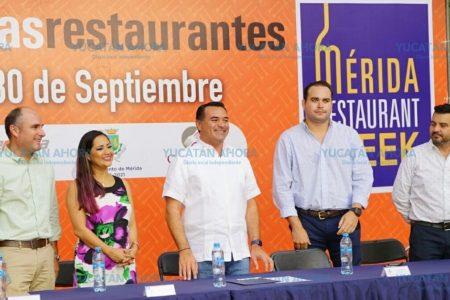 El Mérida Restaurant Week crece y posiciona a Yucatán como destino gastronómico