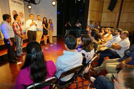 Vienen los mejores tres años para la cultura en Mérida, asegura el alcalde
