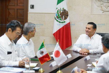 Mérida quiere llevar y traer cultura, gastronomía y folclor de Japón