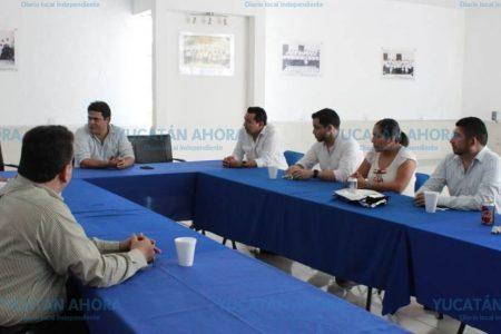 Jesús Pérez Ballote será el coordinador de bancada en la Comuna meridana