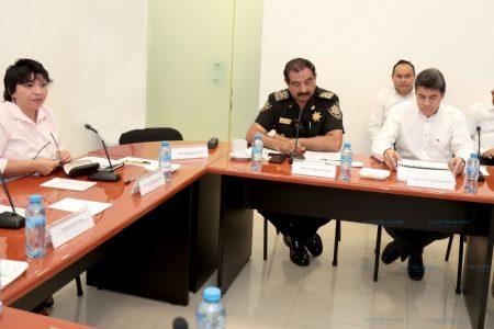 Exponen acciones, programas y estrategias sobre seguridad, prevención al delito y justicia