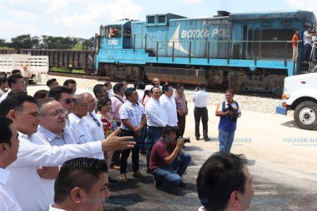Prometedora inversión en estratégica obra de infraestructura ferroviaria