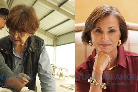 Gerda Gruber y Margarita Molina recibirán la Medalla Yucatán 2018
